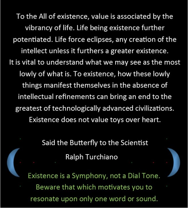 Apeirtophobia , Eternity, Existence, Forever, Futile Technology, Ralph Turchiano